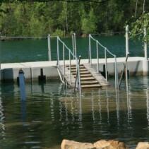 Podwójnie zalane Koparki